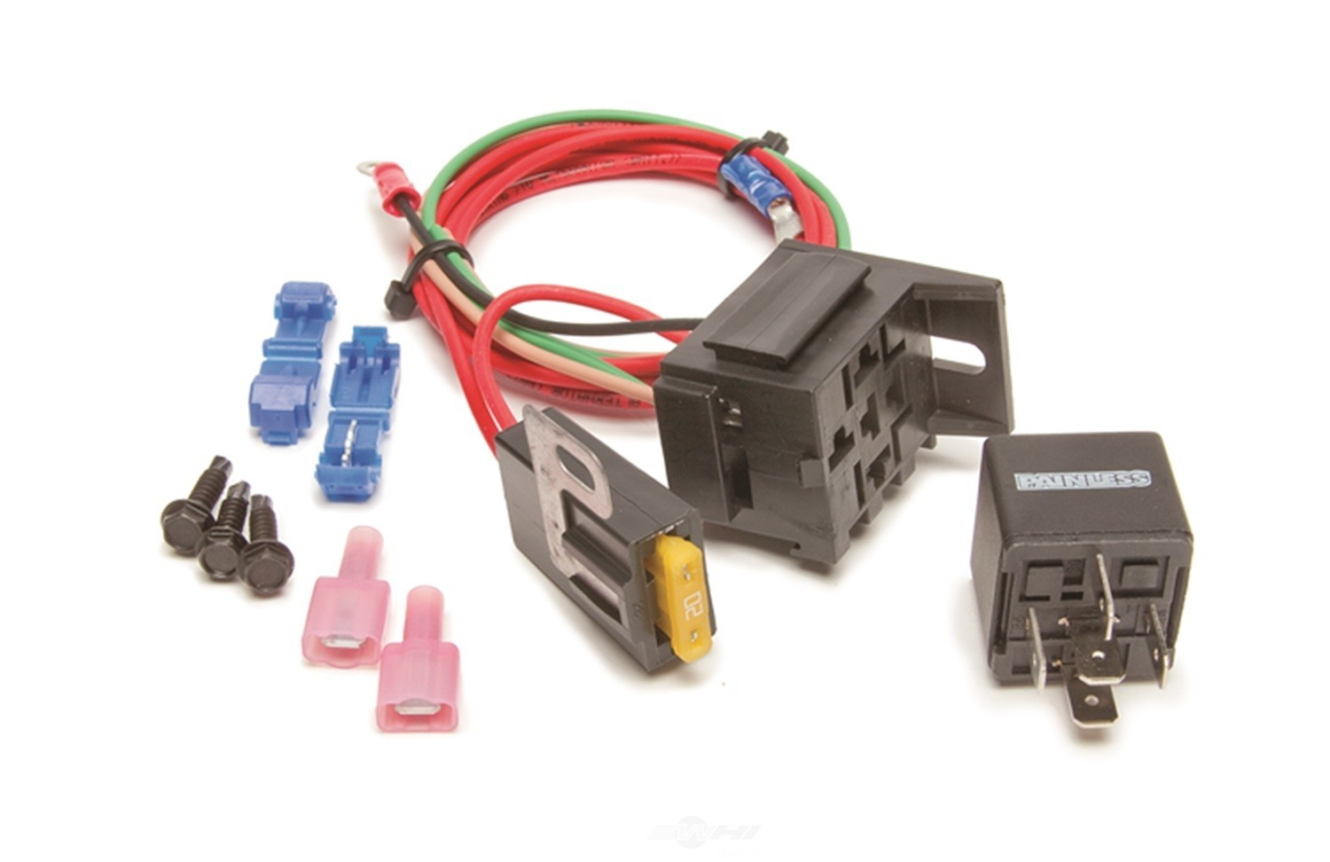 PAINLESS WIRING - High Beam Headlight Relay Kit - PAI 30802