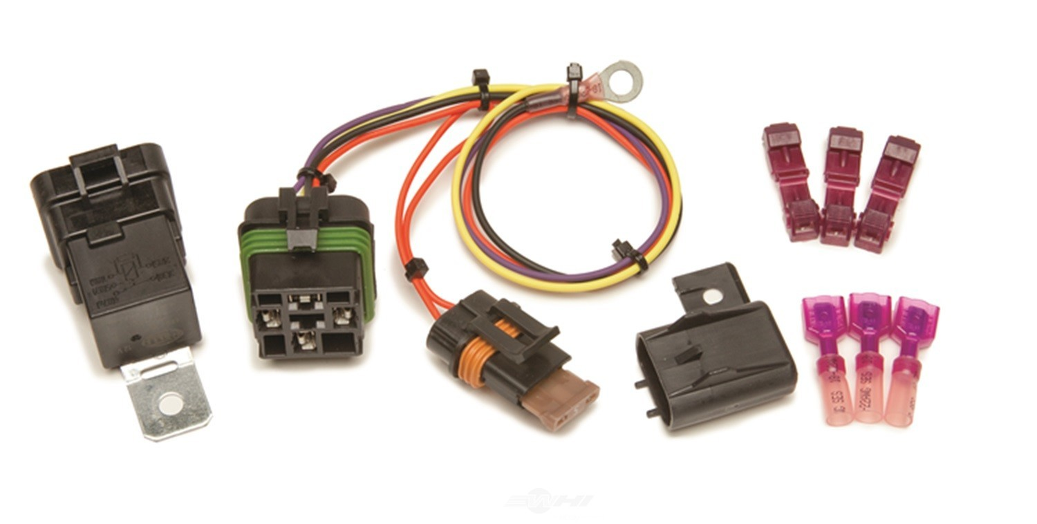 PAINLESS WIRING - High Beam Headlight Relay Kit - PAI 30821