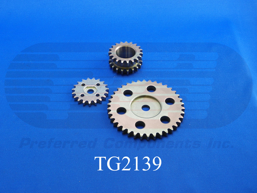 PREFERRED COMPONENTS INC. - Stock - PCM TG2139