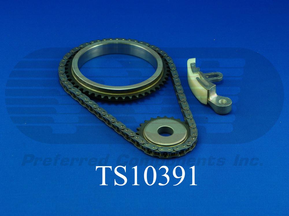 PREFERRED COMPONENTS INC. - Stock - PCM TS10391