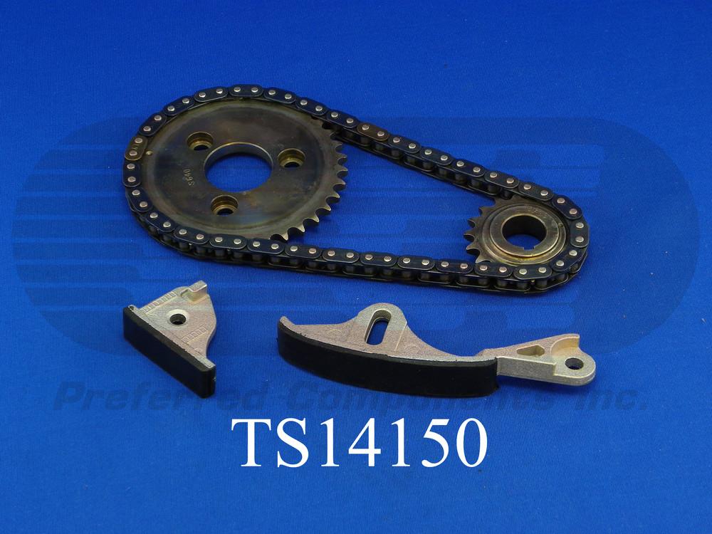 PREFERRED COMPONENTS INC. - Stock - PCM TS14150