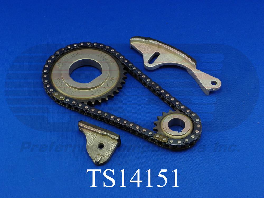 PREFERRED COMPONENTS INC. - Stock - PCM TS14151