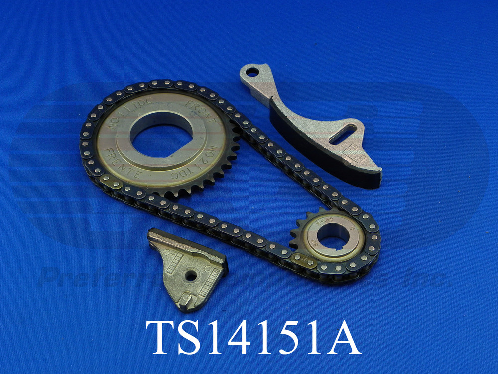PREFERRED COMPONENTS INC. - Stock - PCM TS14151A