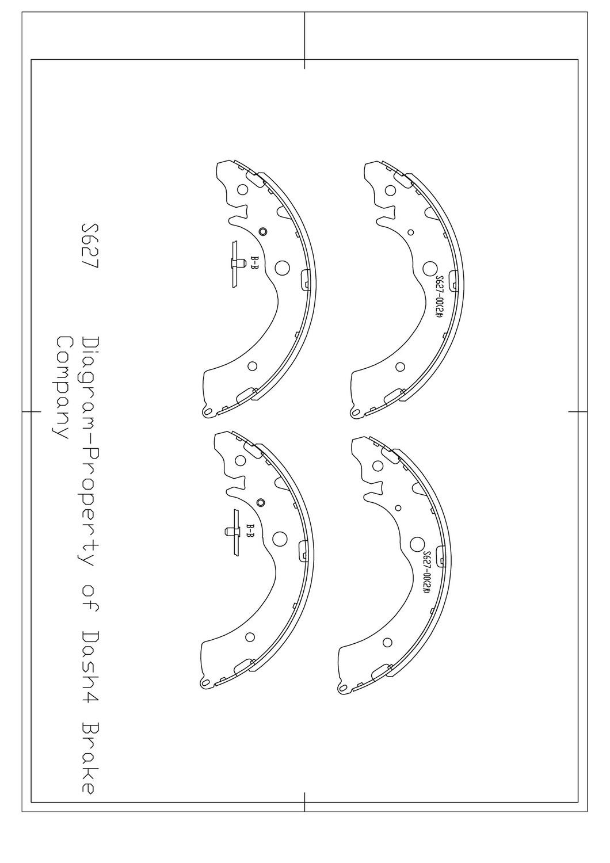 PRONTO DASH 4 - Pronto Dash4 Shoes (Rear) - PDB S627