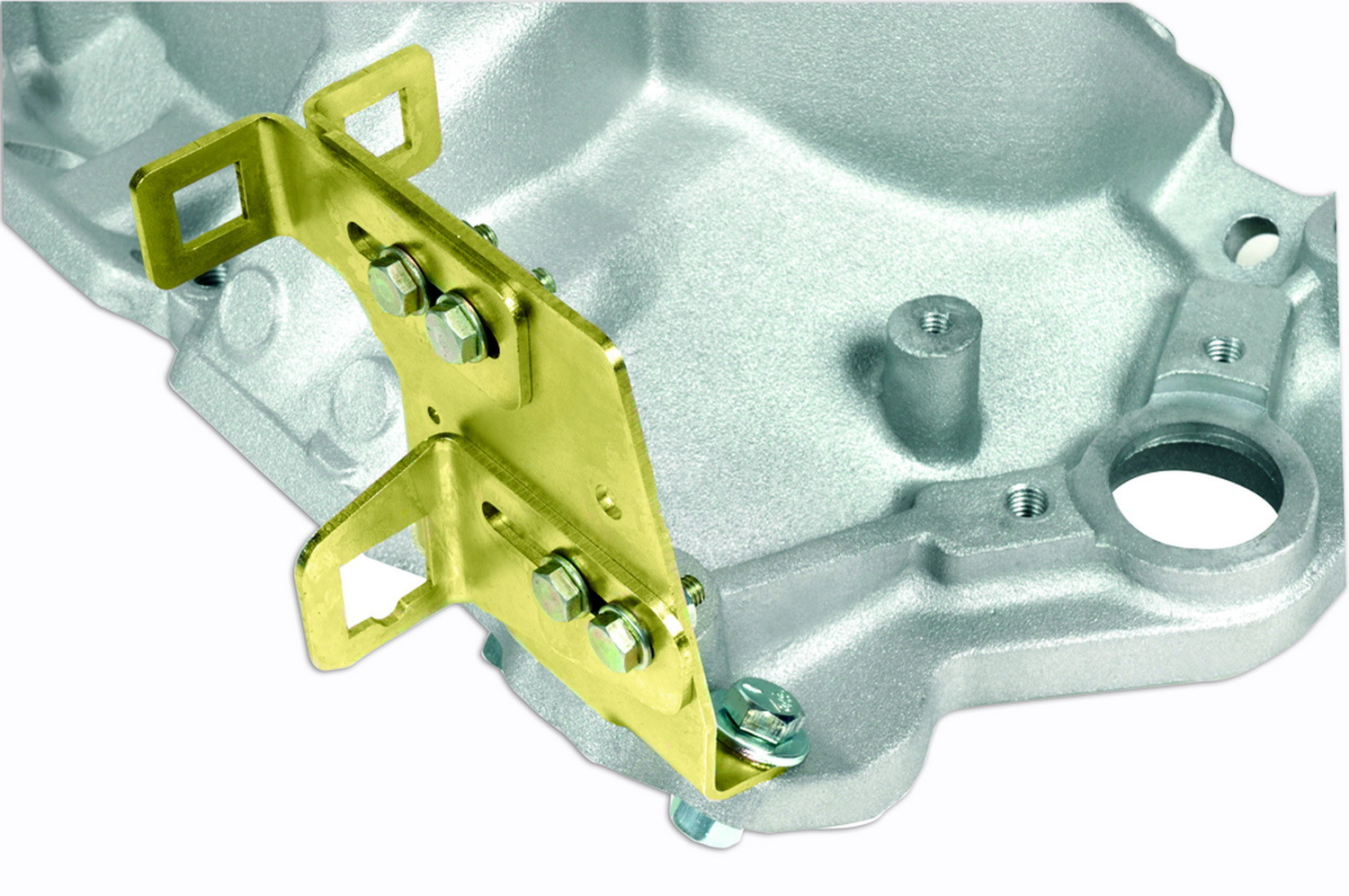 PROFESSIONAL PRODUCTS - Carburetor Throttle Cable Bracket Kit - PF2 52126