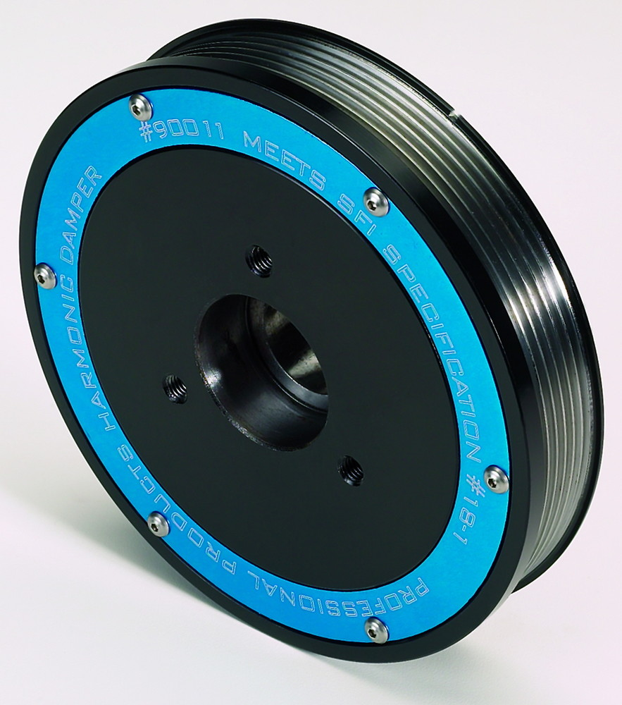 PROFESSIONAL PRODUCTS - Powerforce+Plus(TM) Engine Harmonic Balancer - PF2 90011