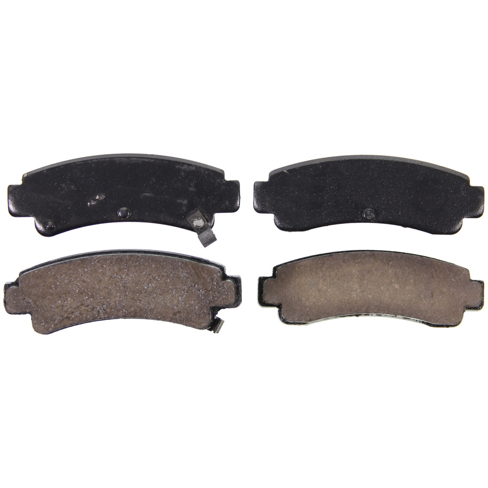 PERFECT STOP FRICTION BY WAGNER - Disc Brake Pad (Rear) - PFA PS511C