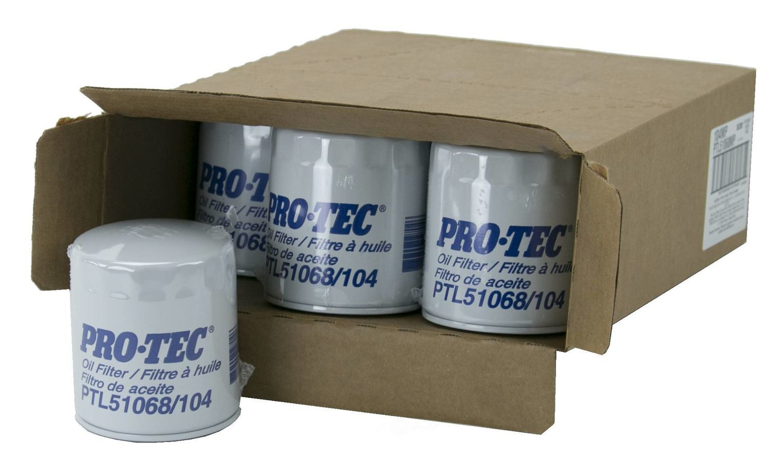PRO TEC FILTERS BY WIX - Engine Oil Filter - PFW PTL51068MP