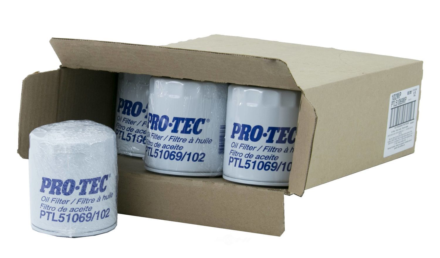 PRO TEC FILTERS BY WIX - Engine Oil Filter - PFW PTL51069MP