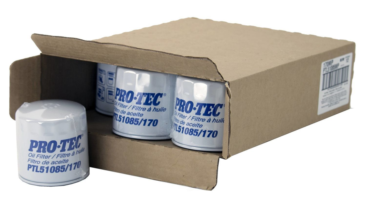 PRO TEC FILTERS BY WIX - Engine Oil Filter - PFW PTL51085MP