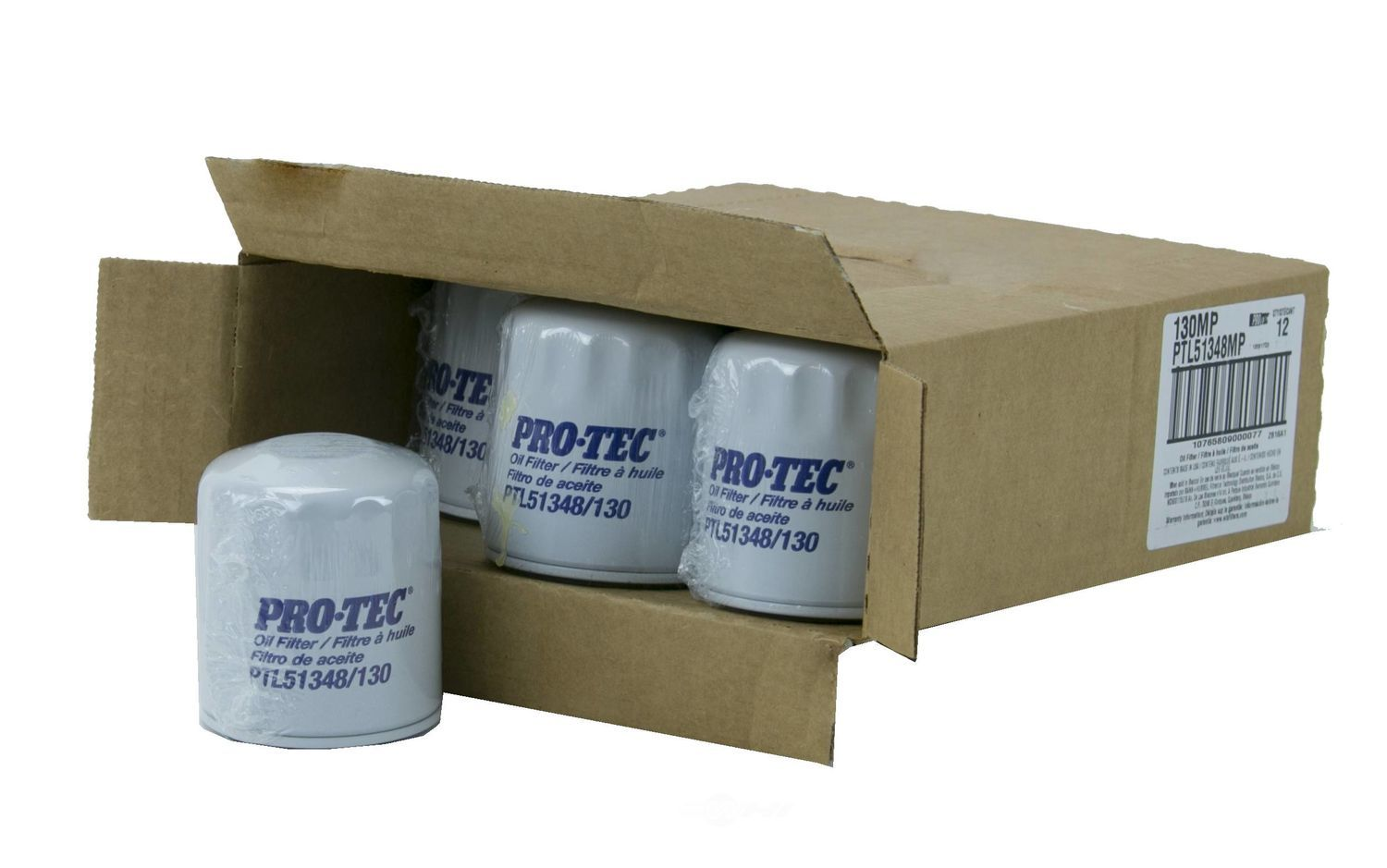 PRO TEC FILTERS BY WIX - Engine Oil Filter - PFW PTL51348MP