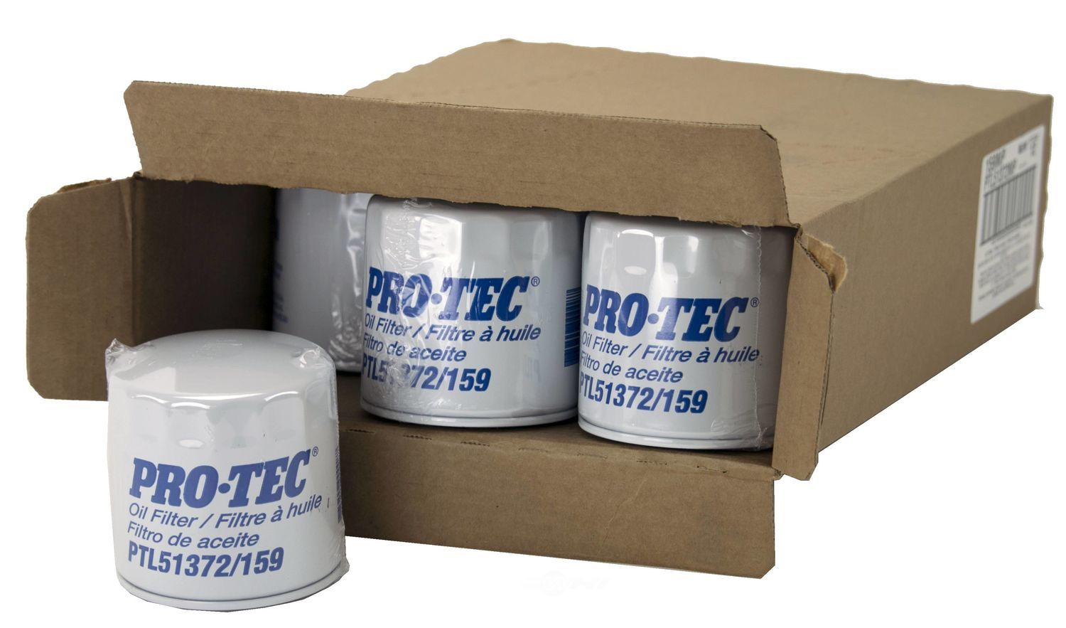 PRO TEC FILTERS BY WIX - Engine Oil Filter - PFW PTL51372MP