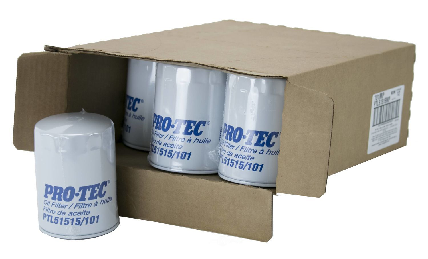 PRO TEC FILTERS BY WIX - Engine Oil Filter - PFW PTL51515MP