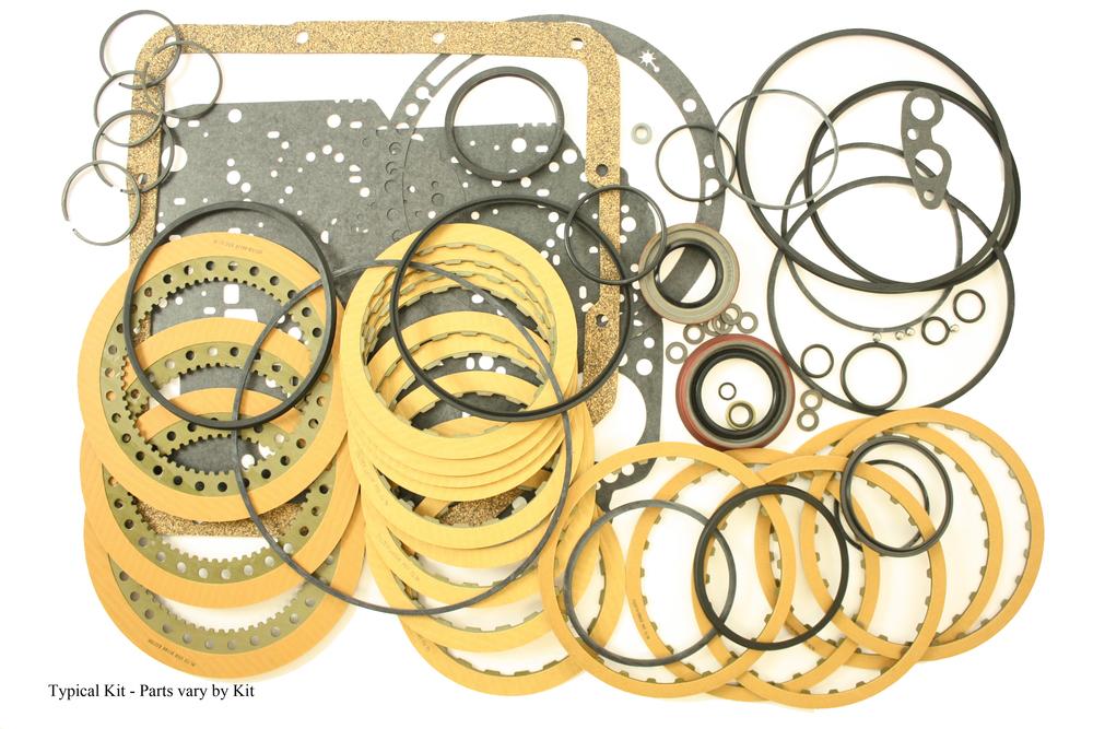 PIONEER INC. - Auto Trans Overhaul Kit - PIO 751019