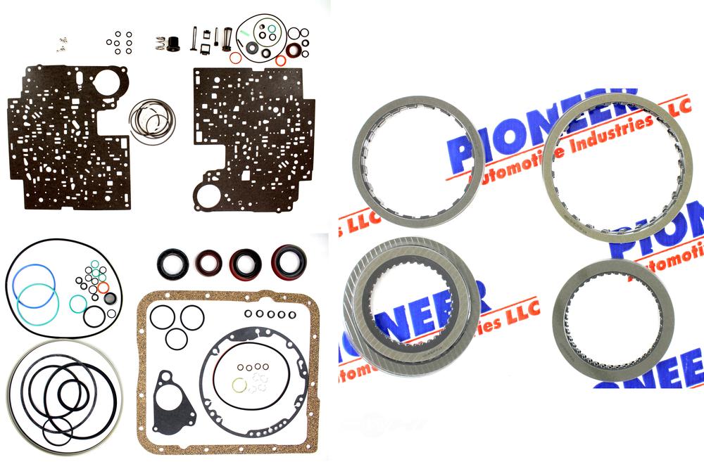 PIONEER INC. - Auto Trans Overhaul Kit - PIO 751129