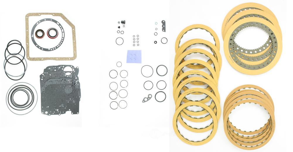 PIONEER INC. - Auto Trans Overhaul Kit - PIO 751150