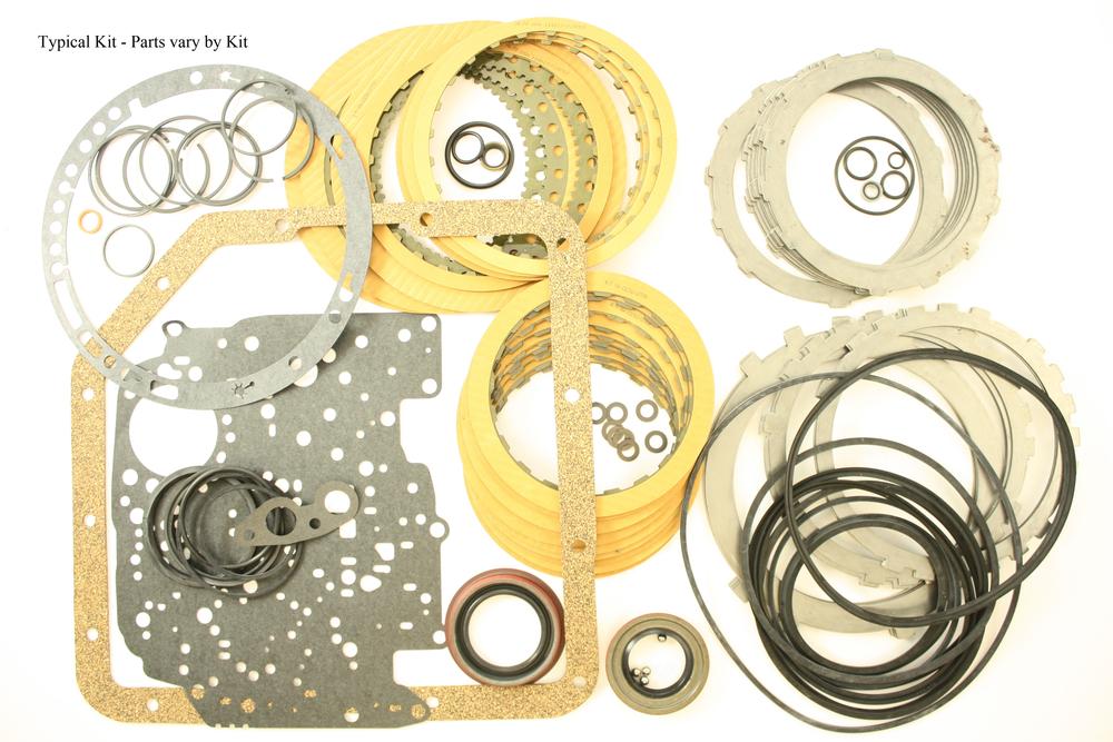 PIONEER INC. - Auto Trans Master Repair Kit - PIO 752078