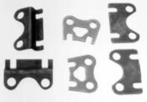 PIONEER INC. - Push Rod Guide Plate Kit - PIO 821006