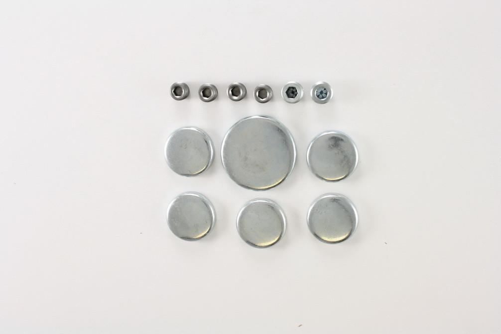 PIONEER INC. - Expansion & Pipe Plug Kit - PIO PE-118-R