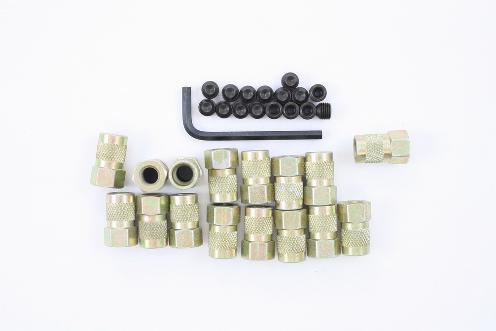 PIONEER INC. - Rocker Arm Nut Kit - PIO S-1010