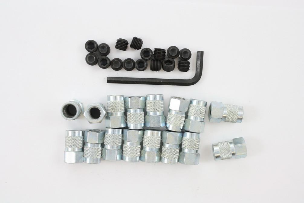 PIONEER INC. - Rocker Arm Nut Kit - PIO S-1012