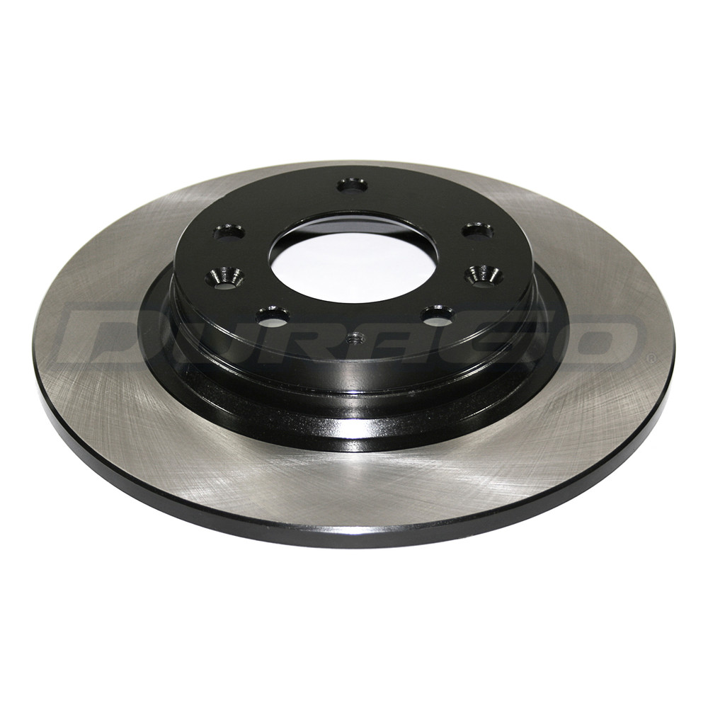 PRONTO/DURAGO EP COATED - Disc Brake Rotor - PIP BR31325-02