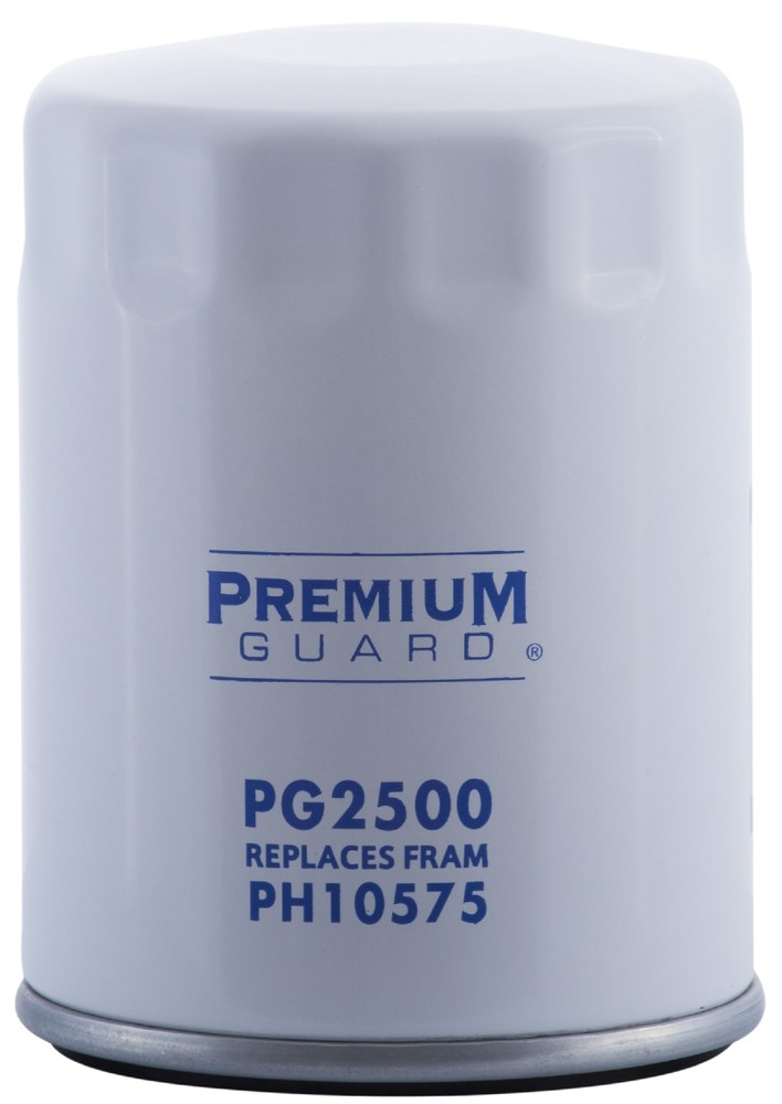 PARTS PLUS FILTERS BY PREMIUM GUARD - Engine Oil Filter - PLF PH500
