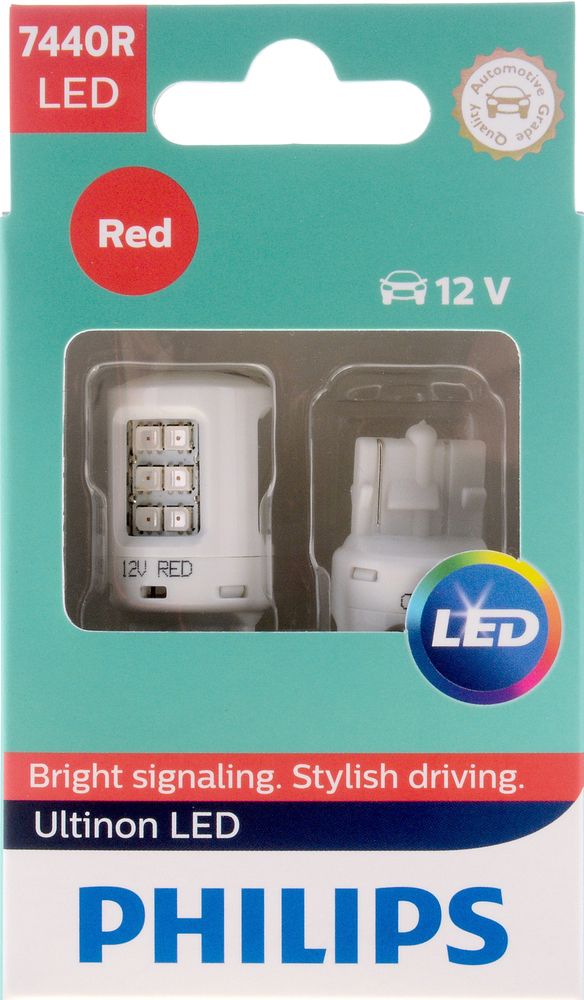 PHILIPS LIGHTING COMPANY - Ultinon Led - Red - PLP 7440RLED