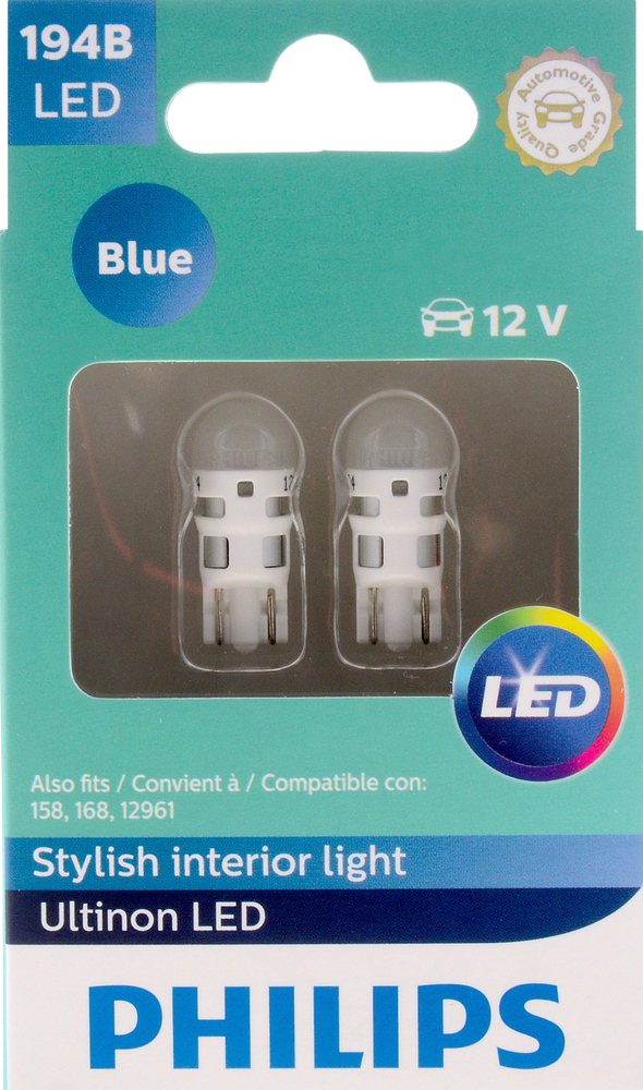 PHILIPS LIGHTING COMPANY - Ultinon Led - Blue - PLP 194BLED