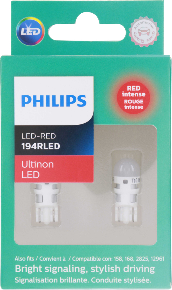 PHILIPS LIGHTING COMPANY - Ultinon Led - Red - PLP 194RLED