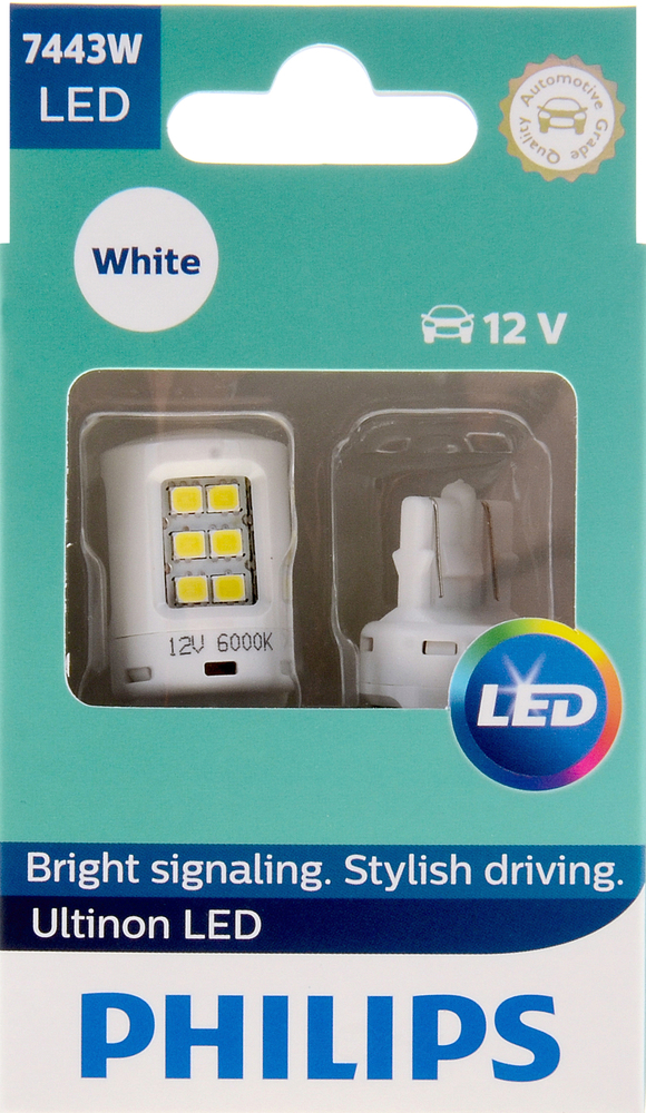 PHILIPS LIGHTING COMPANY - Tail Light Bulb - PLP 7443WLED