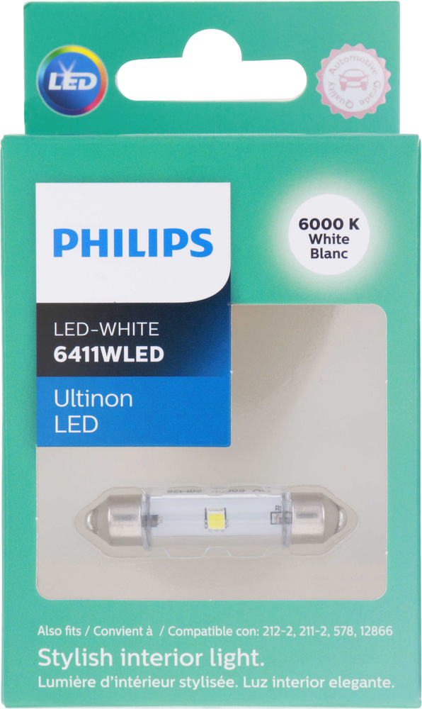 PHILIPS LIGHTING COMPANY - Ultinon Led - White - PLP 6411WLED