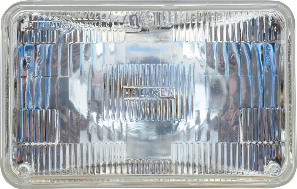 PHILIPS LIGHTING COMPANY - CrystalVision Ultra - Single Commercial Pack Headlight Bulb - PLP H4651CVC1