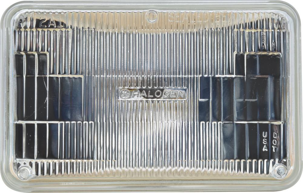 PHILIPS LIGHTING COMPANY - CrystalVision Ultra - Single Commercial Pack Headlight Bulb - PLP H4656CVC1