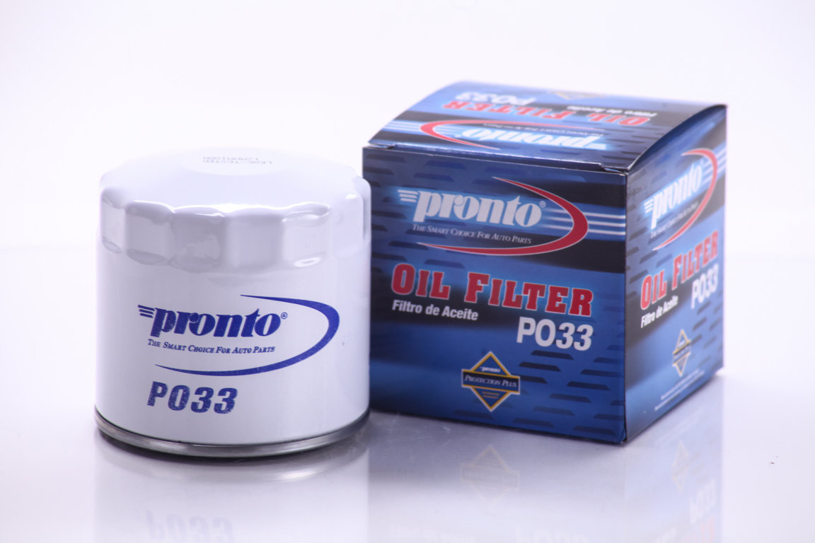 PRONTO/ID USA - Engine Oil Filter - PNP PO33