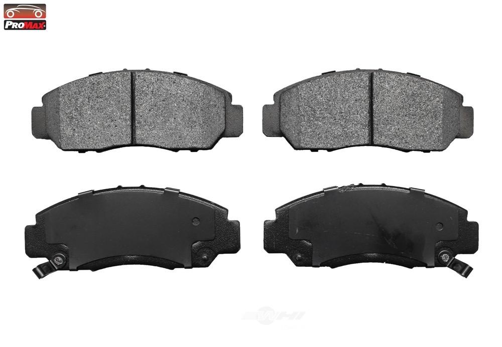 PROMAX - Metallic Brake Pad - POX 11-959