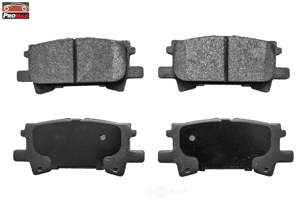 PROMAX - Metallic Brake Pad - POX 11-996