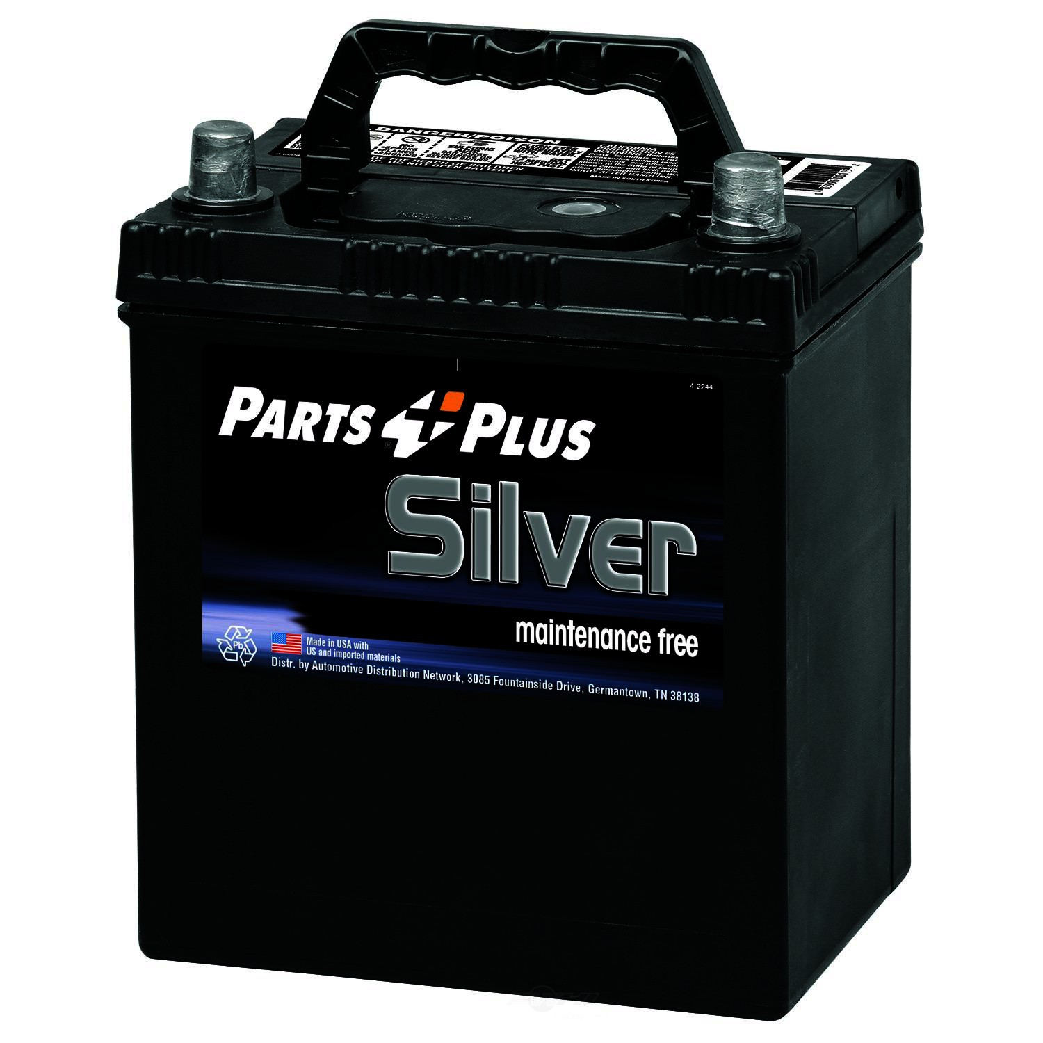 PARTS PLUS/EAST PENN - Silver Battery - PPE 151RS