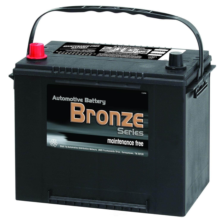 PARTS PLUS/EAST PENN - Bronze Automotive Battery - PPE 24