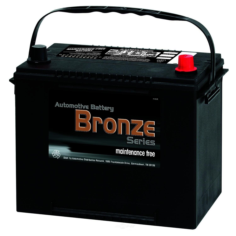 PARTS PLUS/EAST PENN - Bronze Automotive Battery - PPE 24F