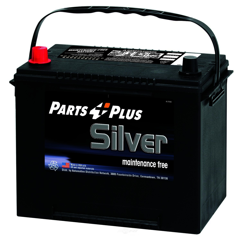 PARTS PLUS/EAST PENN - Silver Battery - PPE 24S