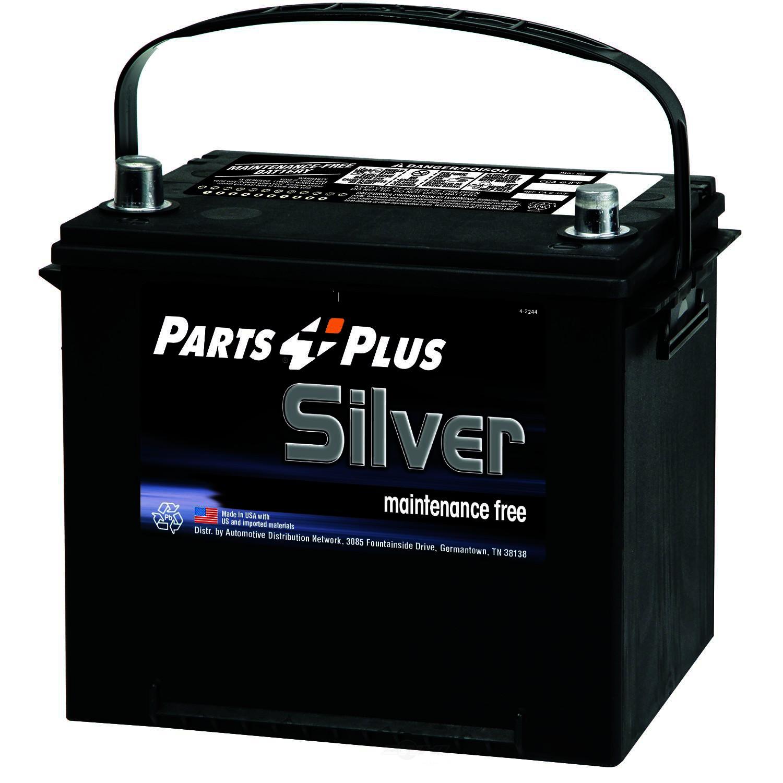 PARTS PLUS/EAST PENN - Silver Battery - PPE 25S