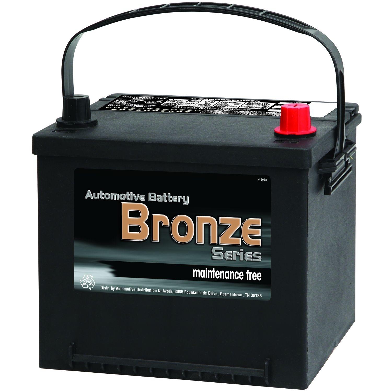 PARTS PLUS/EAST PENN - Bronze Automotive Battery - PPE 26R