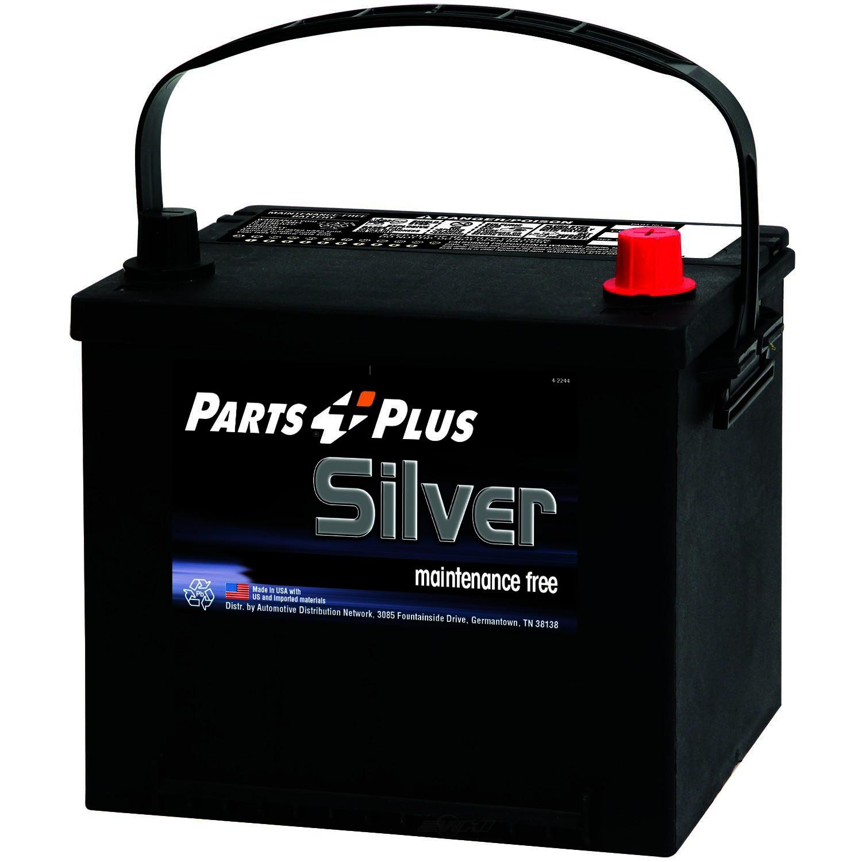PARTS PLUS/EAST PENN - Silver Battery - PPE 26RS