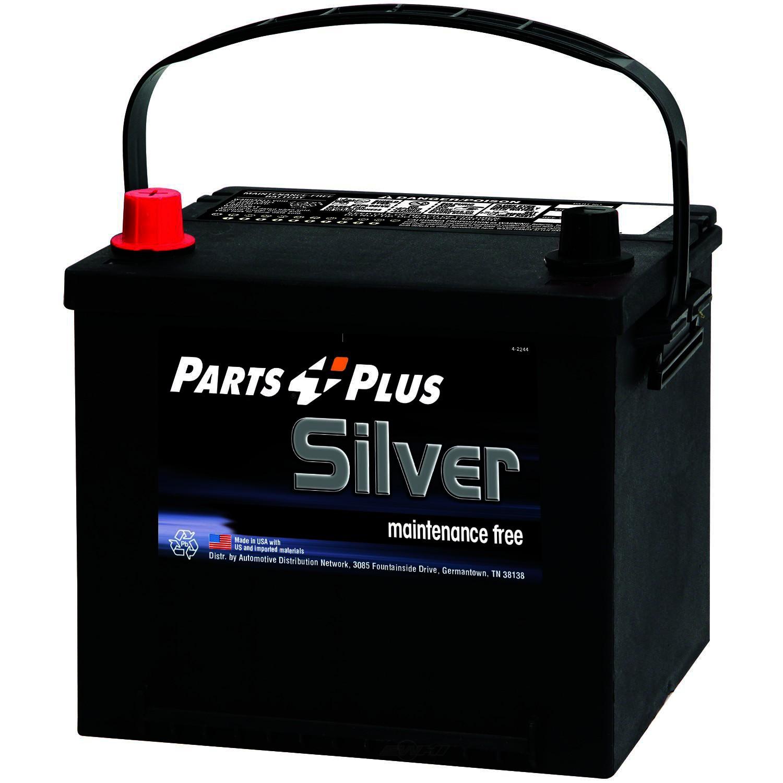 PARTS PLUS/EAST PENN - Silver Battery - PPE 26S