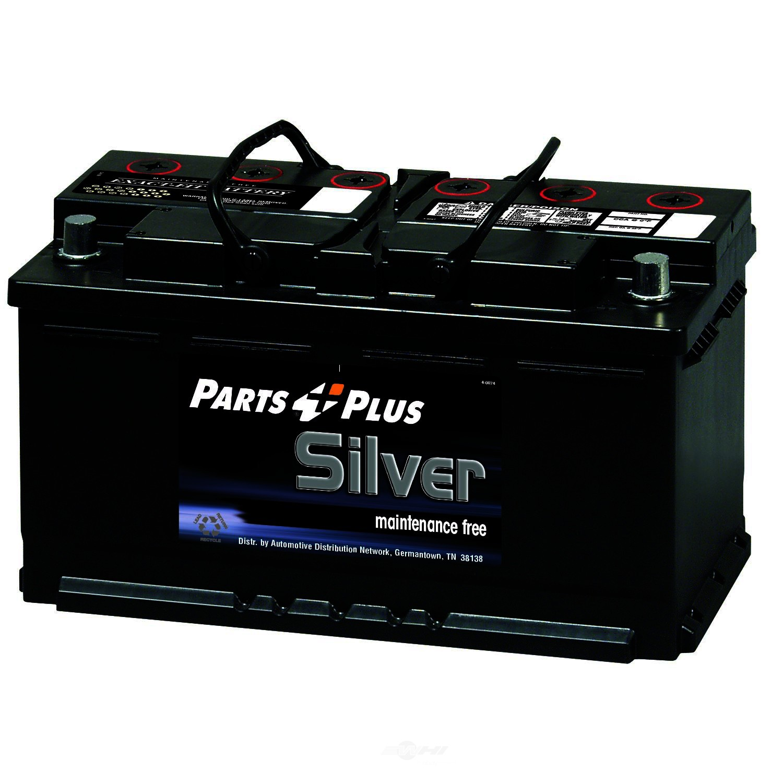 PARTS PLUS/EAST PENN - Silver Battery - PPE 49S