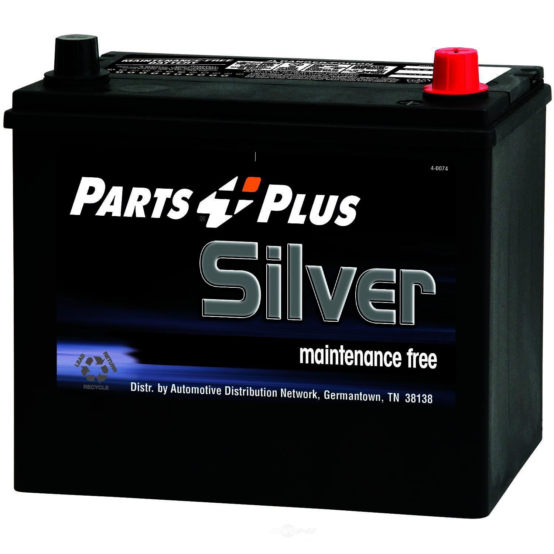 PARTS PLUS/EAST PENN - Silver Battery - PPE 51RS