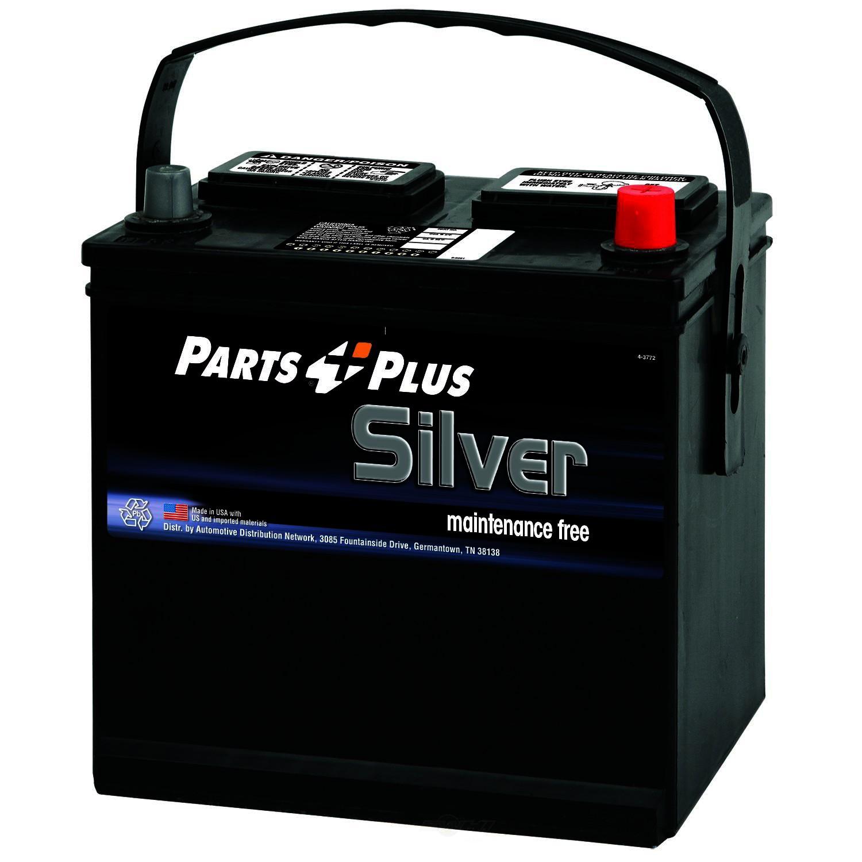 PARTS PLUS/EAST PENN - Silver Battery - PPE 55S