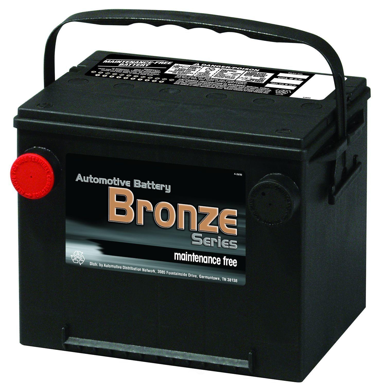 PARTS PLUS/EAST PENN - Bronze Automotive Battery - PPE 75