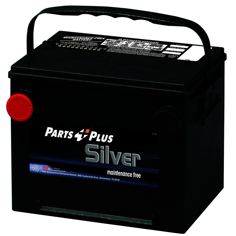 PARTS PLUS/EAST PENN - Silver Battery - PPE 75S